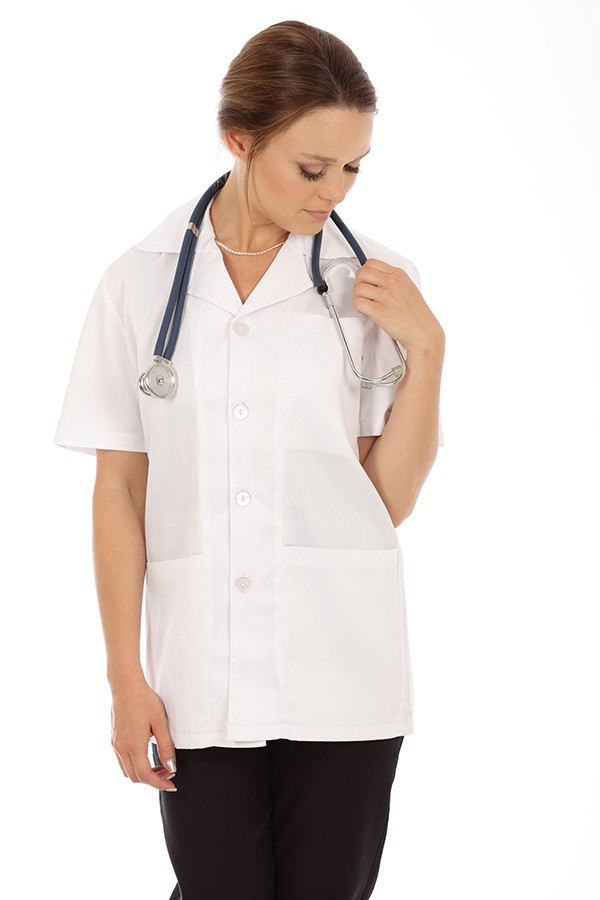Short Sleeve Doctors Jacket