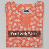 Coral-with-White